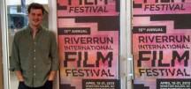 RiverRun Film Festival for premiere of Susie's Hope!