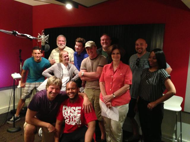 Voice Over Class!