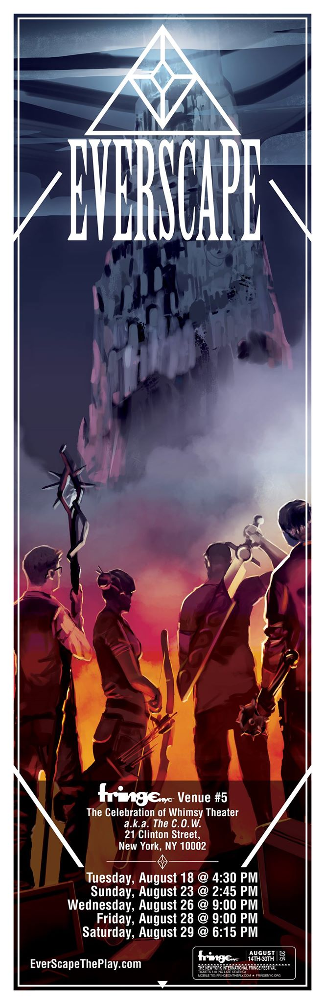 Everscape Poster