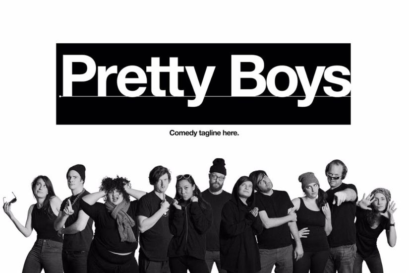 REDUCTRESS LIVE!/Pretty Boys: Austin Sketch Fest 5/26